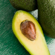 Avocado — Stock Photo #5221623