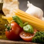 Ingredients for Italian Pasta 2 — Stock Photo #5228480