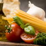 Ingredients for Italian Pasta 2 — Stock Photo