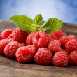 Raspberries — Stock Photo #5286197