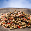 Mixed pepper beans - Photo