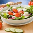 Greek Salad — Stock Photo #5338329