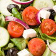 Greek Salad — Stock Photo #5338335