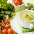 Vegetable Soup — Stock Photo #5338448