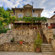 Old Melnik House - Stock Photo