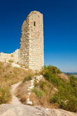 Perperikon Watchtower — Stock Photo