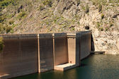 Hetch Hetchy Dam — Stock Photo