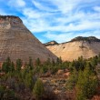 Checkerboard Mesa — Stock Photo