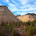Checkerboard Mesa — Stock Photo #4275377