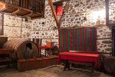 Traditional Wine Cellar — Stock Photo