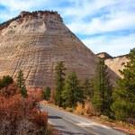 Checkerboard Mesa — Stock Photo #4783359