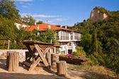 Bulgarian Village Scene — Stock Photo