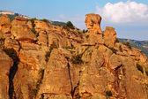 Rocce di belogradchik — Foto Stock