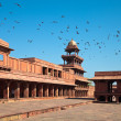 Panch Mahal at Fatehpur Sikri — Stock Photo