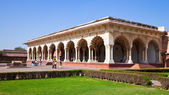 Diwan-i-Am at Agra Fort — Stock Photo