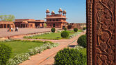 Fatehpur Sikri World Heritage Site — Stock Photo