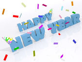 Happy new year — Foto Stock