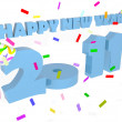Happy new year 2011 - 