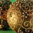 Christmas balls ornaments - Stock Photo