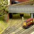 Model train - Stock Photo