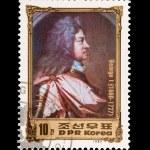 King George I — Stock Photo