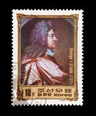 King George I — Stock fotografie