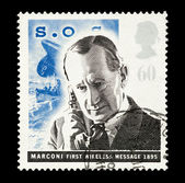 Marconi — Stock fotografie
