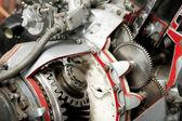 Precisie mechanica — Stockfoto