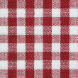 Red check — Stock Photo #5192688