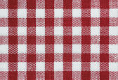 Red check — Stock Photo