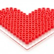Love heart — Stock Photo