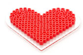 Love heart — Stock Photo