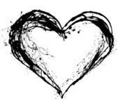 Resumo dos namorados coração — Foto Stock
