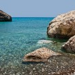 Stock Photo: Aphrodite bay. Cyprus. MediterraneSea