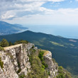 Crimean mountains - Stock Photo