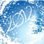 2012 新年のグリーティング カード — ストックベクタ