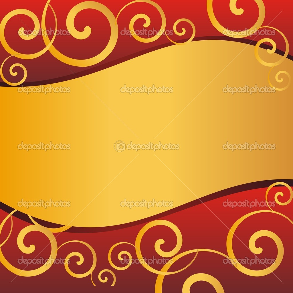 red golden background - photo #46
