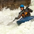 Stock Photo: Whitewater