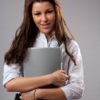 Young businesswoman — Stock Photo #3999020