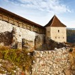 Rasnov fortress in Romania — Stock Photo #4208205