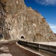 Transfagarasan road in Romania — Stock Photo #4254011