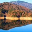 Vidraru Lake in Romania — Stock Photo #4254038