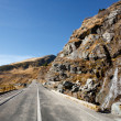 Transfagarasan road in Romania — Stock Photo #4254062