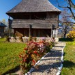 Stock Photo: Traditional Romanihouse - see whole series