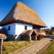 Traditional Romanihouse - see whole series — Stock Photo #4361991