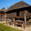 Old countryside barn in Romani- see whole series — Stock Photo #4362008