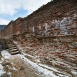 Stock Photo: Dracula's fortress at Poienari, Romania