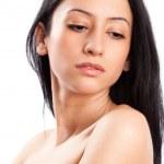 Gorgeous hispanic woman, glamour shot — Stock Photo