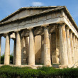 Greek temple — Stock Photo #4081582