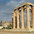 Temple of zeus — Stock Photo #4081629